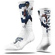 Strideline Seattle Seahawks Russell Wilson Crew Socks
