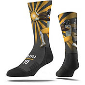 Strideline Pittsburgh Steelers JuJu Smith-Schuster Crew Socks