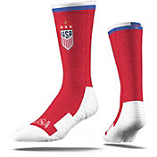 Strideline 2019 FIFA Women's World Cup USA Soccer Red Crew Socks