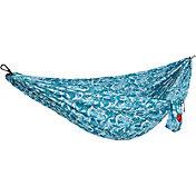 Grand Trunk Double Parachute Nylon Print Hammock