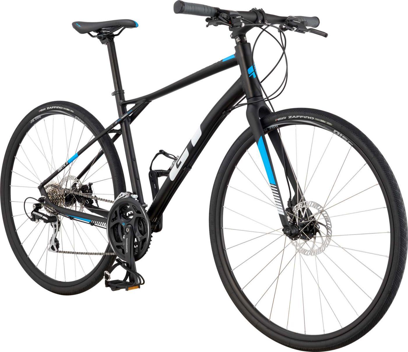 GT Men's Traffic X Hybrid Bike
