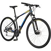 GT Men's Transeo Elite Hybrid Bike