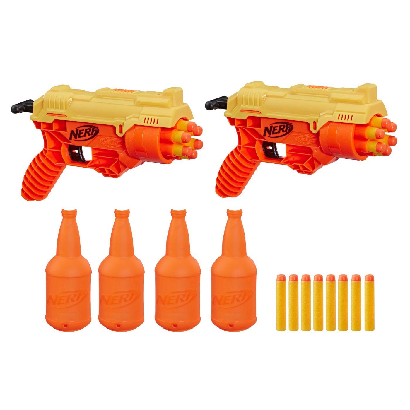 Nerf Alpha Strike Cobra RC 26-Piece Blaster Set