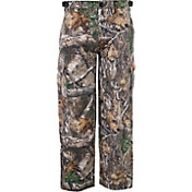 Habit Men's Bear Cave Camo Hunting Pants