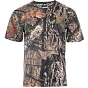 Habit Men's Bear Cave Camo Short Sleeve Hunting T-Shirt