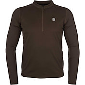 Hardcore Men's Power-F Base Quarter Zip Shirt