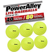 Heater PowerAlley 80 MPH Lite-Balls - 6 Pack