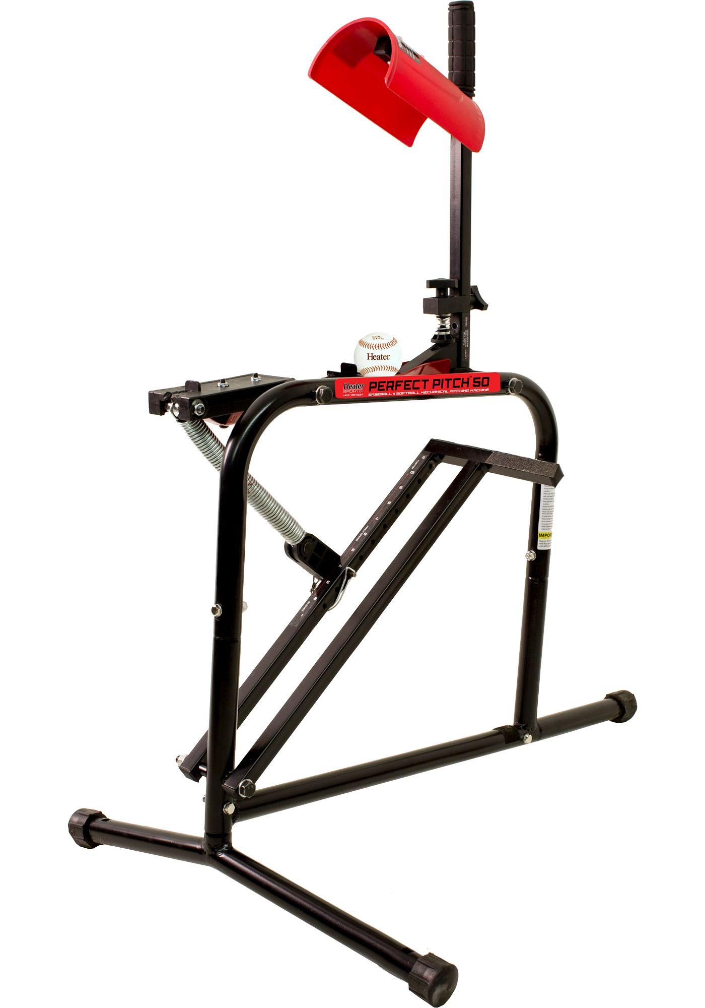 Heater Perfect Pitch 50 Baseball/Softball Pitching Machine