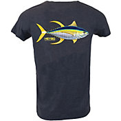 Heybo Men's American Big Tuna Short Sleeve T-Shirt