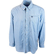 HEYBO Men's Homestead Button Down Long Sleeve Shirt