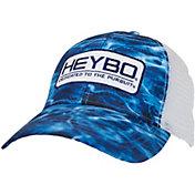 HEYBO MO Bonefish Blue Trucker Hat