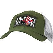 HEYBO Patriotic Duck Patch Hat