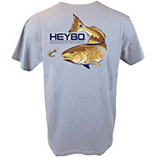 HEYBO Men's Red Drum T-Shirt