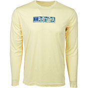 HEYBO Men's Reef Performance Long Sleeve Shirt