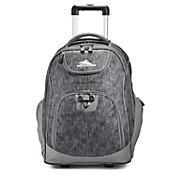 High Sierra Powerglide Wheeled Backpack