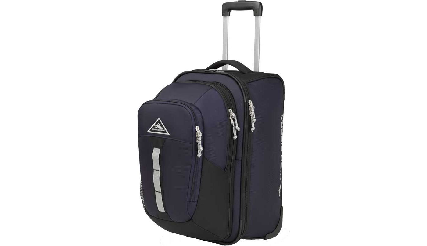 High Sierra Pathway Carry-On with Zip-Off Backpack