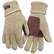 North Star Fur Men's Rag Wool Gloves