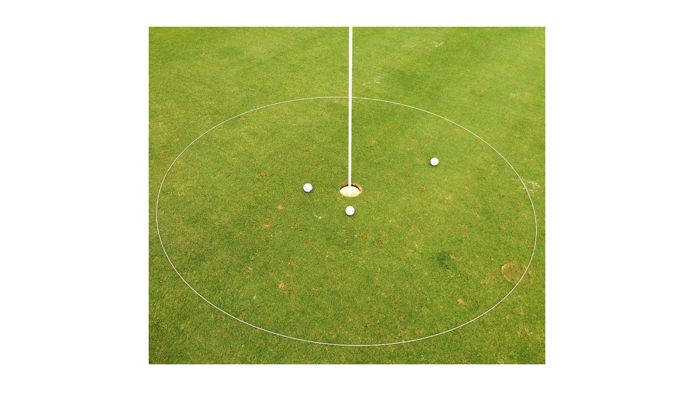 eGolfRing 6 Foot Golf Ring Training Aid