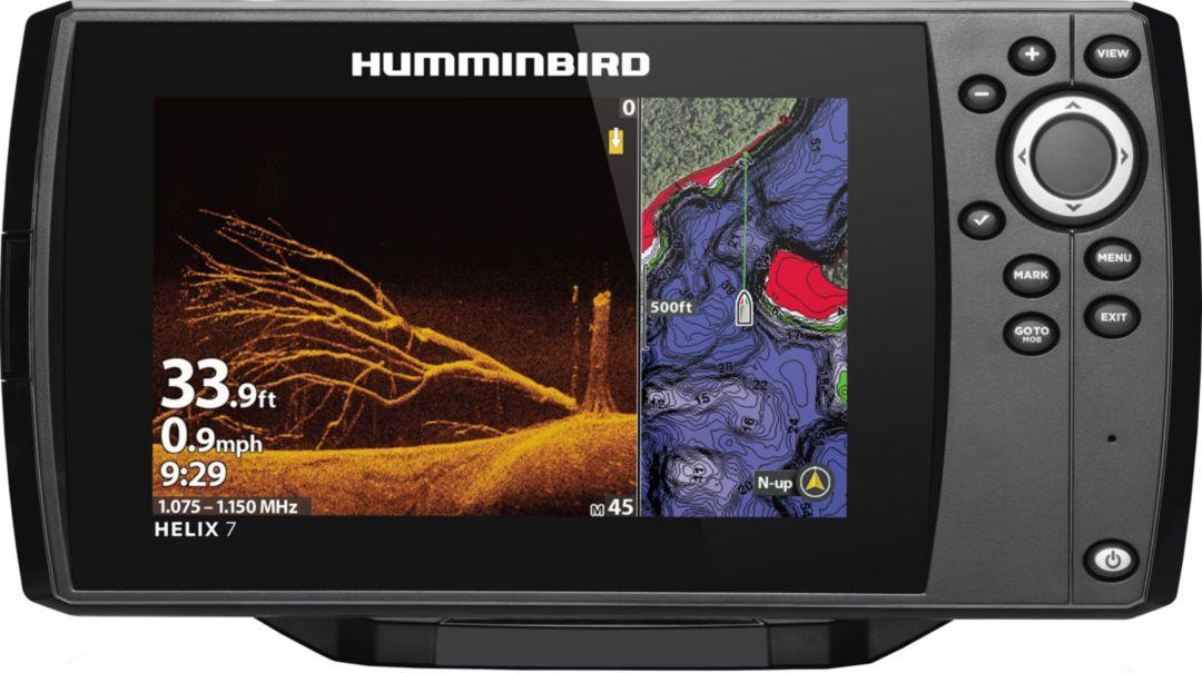 Humminbird Helix 7 CHIRP MEGA DI G3N GPS Fish Finder (411070-1)