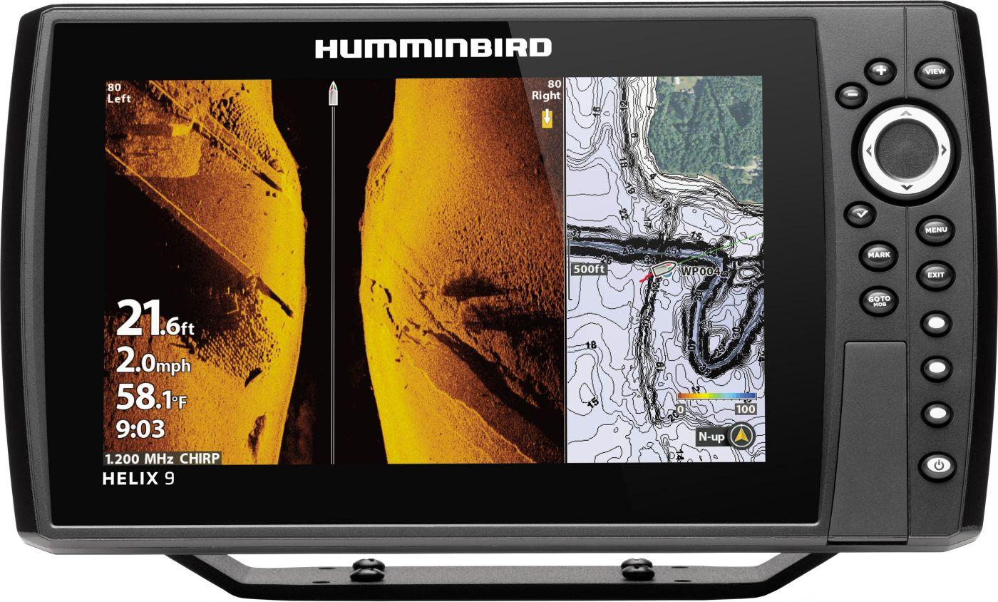 Humminbird Helix 9 CHIRP MEGA SI+ G3N GPS Fish Finder (410860-1)