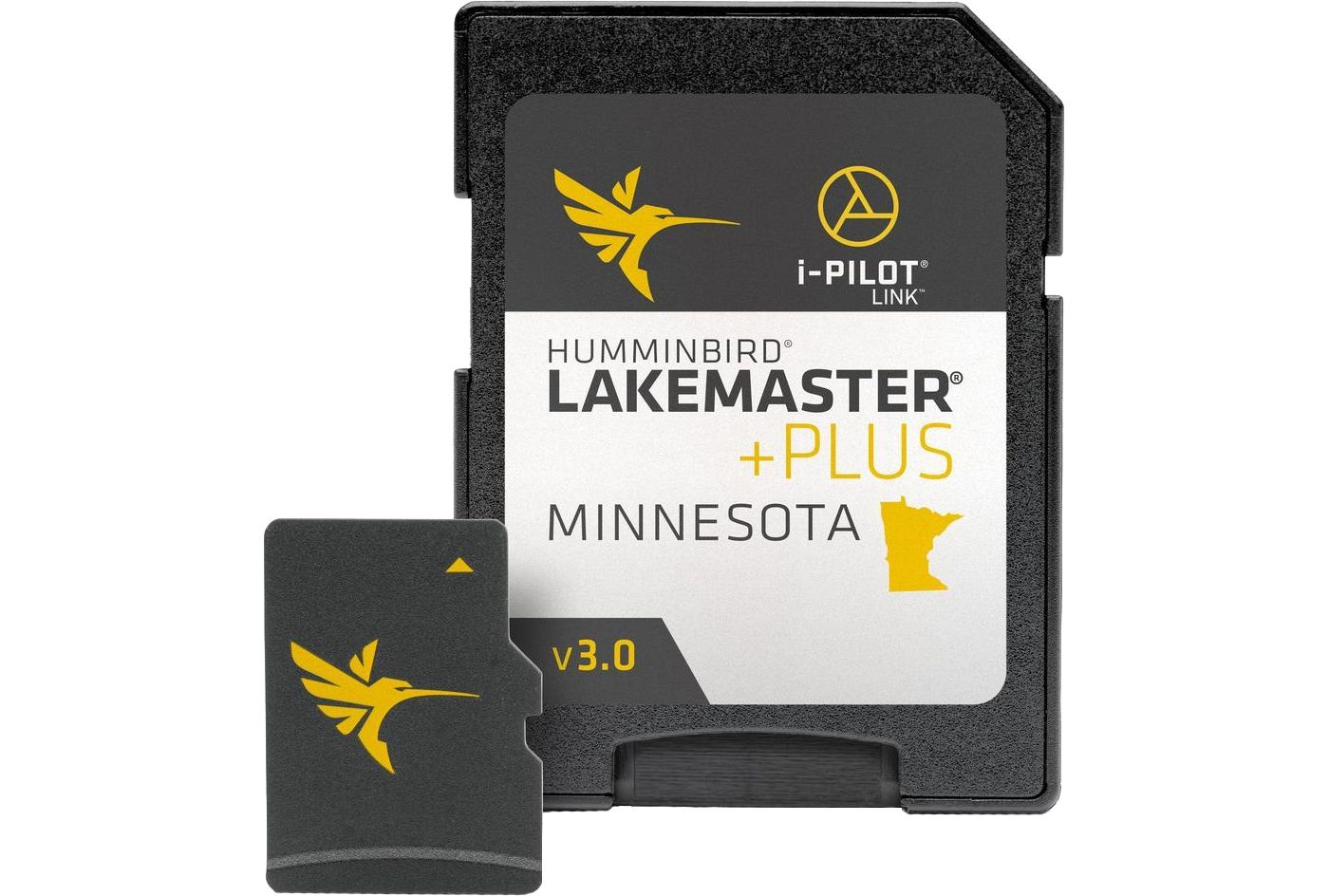 Humminbird LakeMaster Minnesota PLUS V3 Map Card