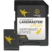 Humminbird LakeMaster Northeast States V2 Map Card