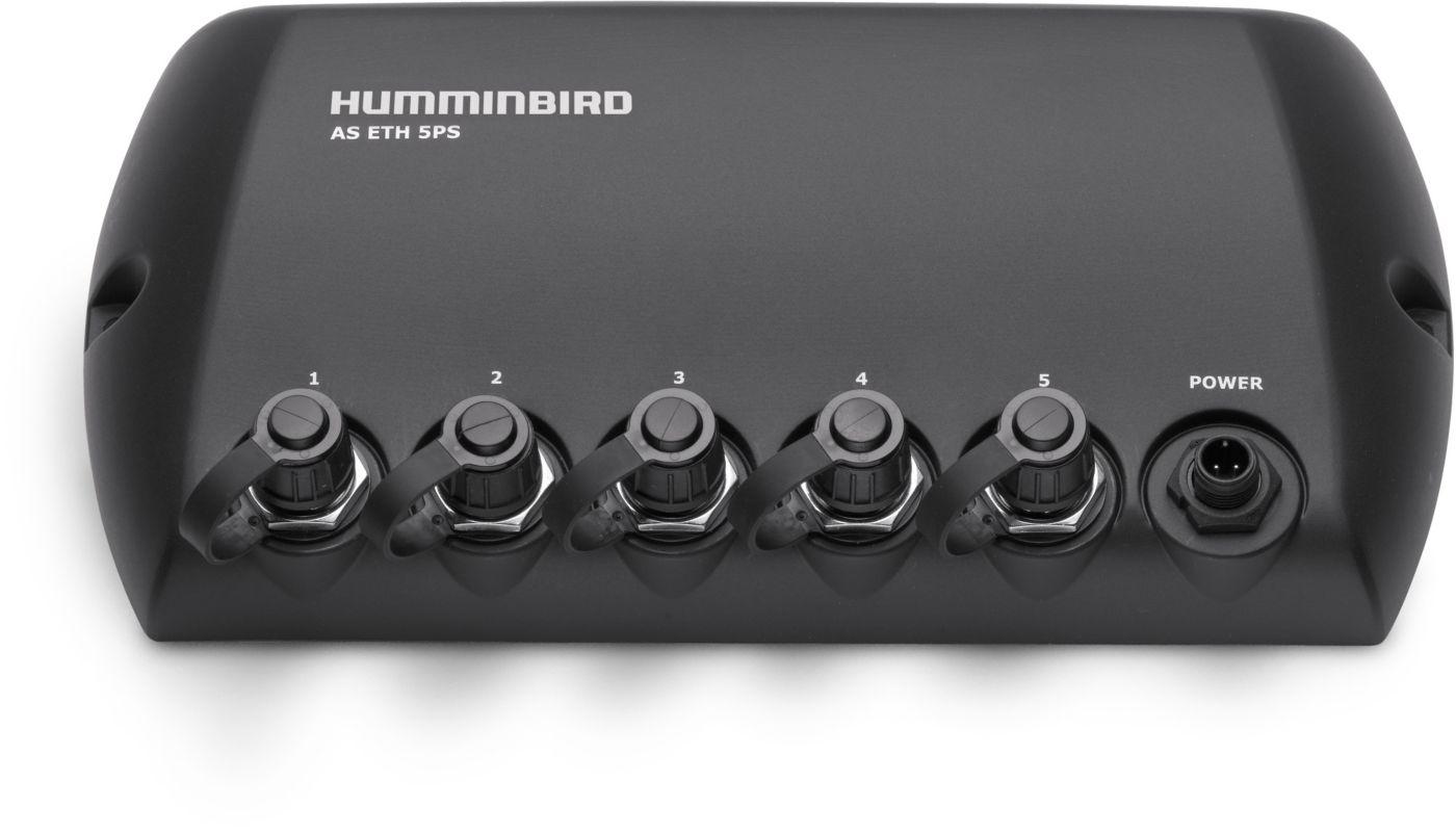 Humminbird AS ETH 5PXG 5-Port Ethernet Switch