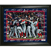 Highland Mint Washington Nationals Signature Field Celebration Photo Frame