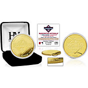 Highland Mint 2019 World Series Champions Washington Nationals Gold Coin