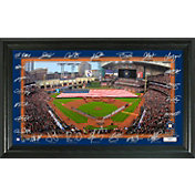 Highland Mint Houston Astros Signature Field Photo Frame