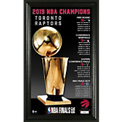 Highland Mint 2019 NBA Champions Toronto Raptors Signature Trophy