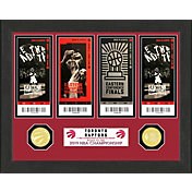 Highland Mint 2019 NBA Champions Toronto Raptors Ticket Collection