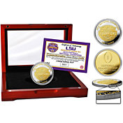 Highland Mint 2019 National Champions LSU Tigers Minted Two-Tone Coin