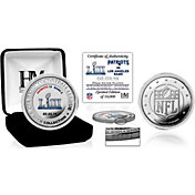 Highland Mint Super Bowl LIII Champions New England Patriots Victory Silver Mint Coin
