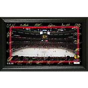 Highland Mint 2018 Chicago Blackhawks Signature Rink