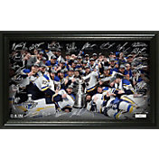 Highland Mint 2019 NHL Stanley Cup Champions St. Louis Blues Signature Rink