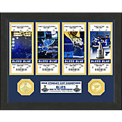 Highland Mint 2019 NHL Stanley Cup Champions St. Louis Blues Ticket Collection