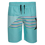 Hurley Boy's Slash Volley Pull-On Swim Trunks