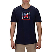 Hurley Men's Block USA T-Shirt