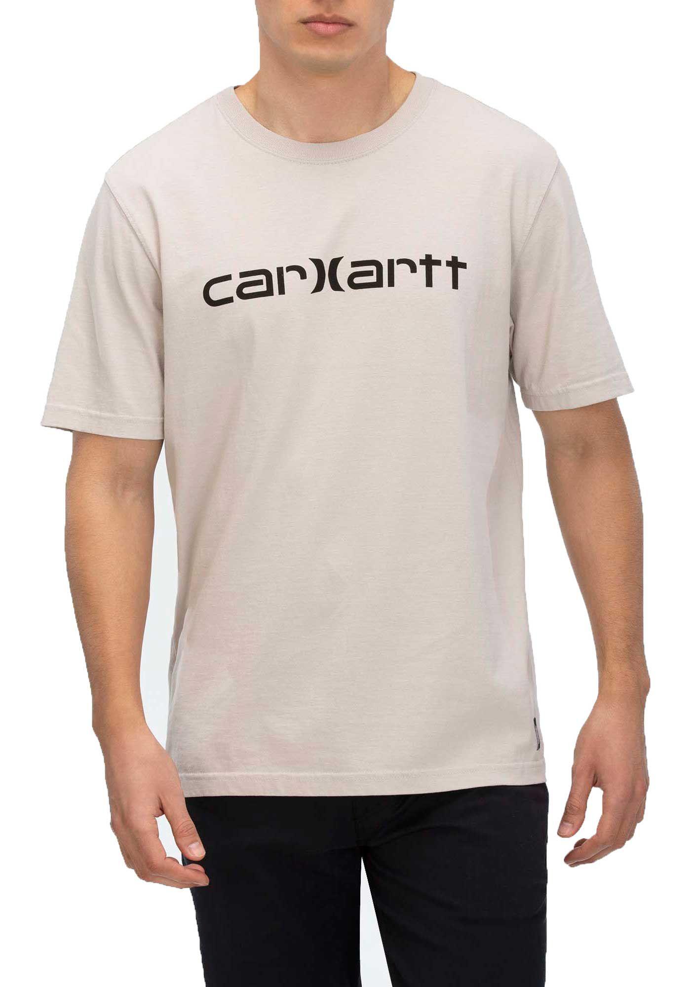 Hurley Men's Hurley X Carhartt Lockup Short Sleeve T-Shirt