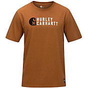 Hurley Men's Hurley X Carhartt Stacked T-Shirt