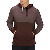 Hurley Men's Crone Textured Pullover Hoodie
