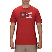 Hurley Men's Crashing T-Shirt