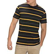 Hurley Men's Dri-FIT Harvey Stripe Short Sleeve T-Shirt