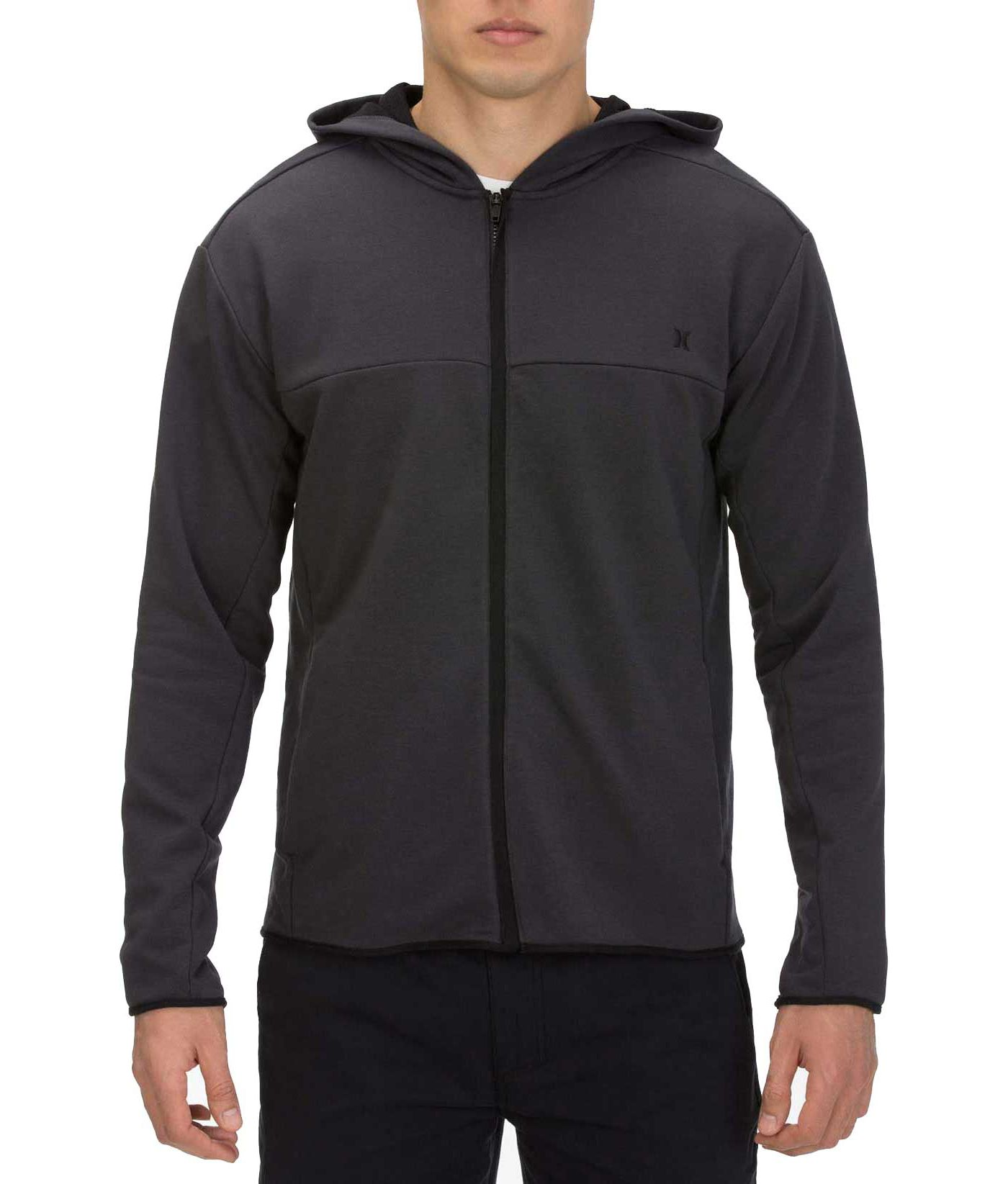 Hurley Men's Dri-FIT Naturals Full Zip Hoodie