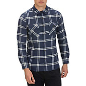 Hurley Men's Dri-FIT Slalinger Button Down Long Sleeve Shirt