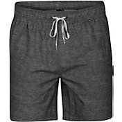 Hurley Men's Heather Volley Board Shorts
