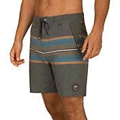 "Hurley Men's Pendleton Beachside Olympic 18"" Board Shorts"