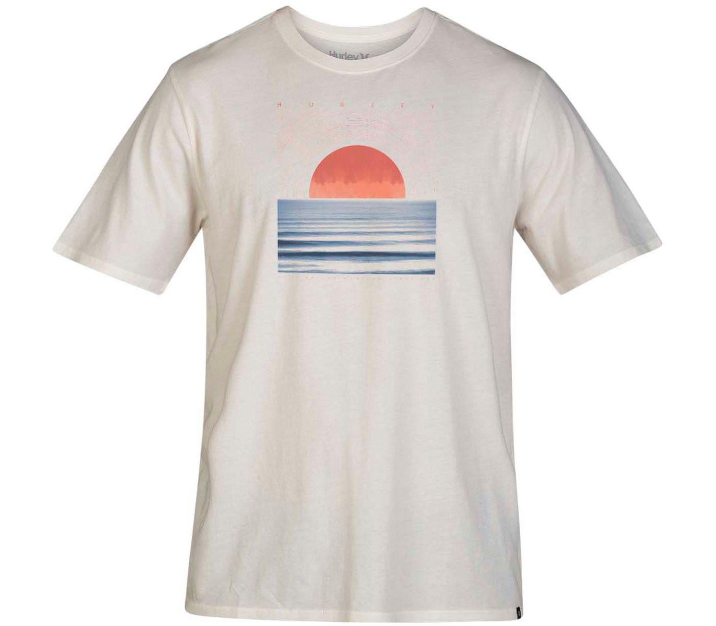 Hurley Men's Subliminal Short Sleeve T-Shirt