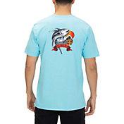Hurley Men's Bluefin Short Sleeve T-Shirt